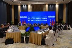 譚俊榮司長出席第十次中日韓文化部長會議