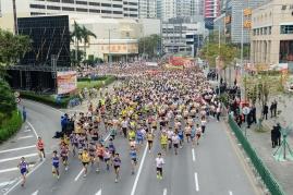 2018澳人齊賀國慶世界步行日歡樂跑開步禮
