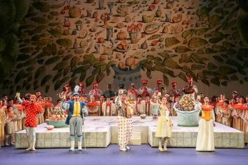 唐尼采蒂兩幕歌劇《愛情靈藥》