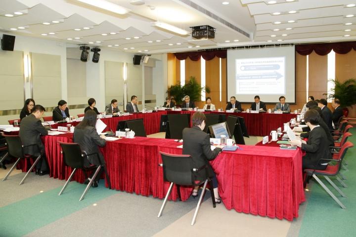 建設世界旅遊休閒中心委員會召開年度全體會議