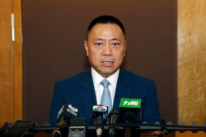 經濟財政司司長梁維特