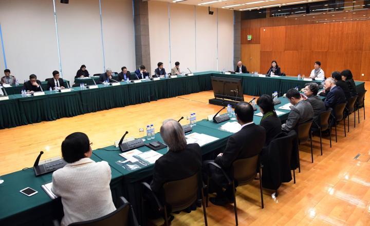 文化諮詢委員會舉行平常會議