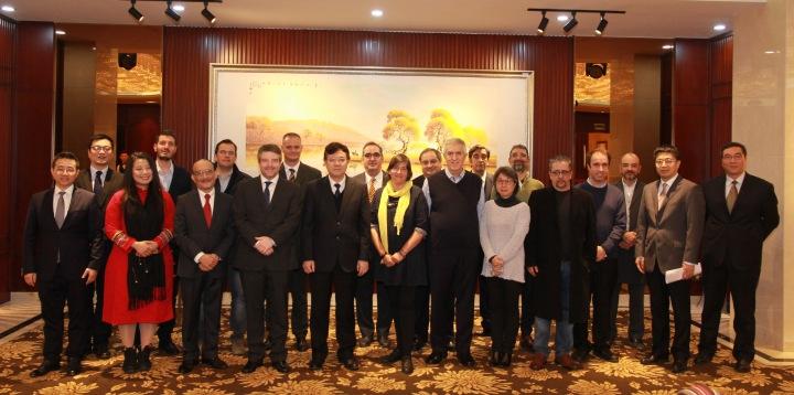 薛曉峰出席澳門葡英文媒體負責人交流聯誼活動