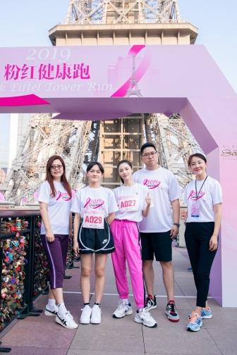 L to R - Ms Sun Yajun, Ms Wen Qi, Ms Zhong Chuxi, Mr Jeffrey Jiang, Ms Wang Yi