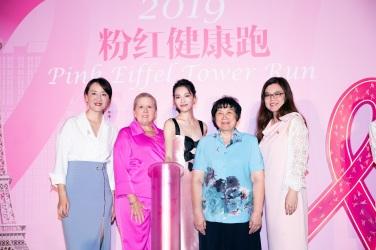 L to R - Ms Wang Yi, Ms Donna Campbell, Ms Zhong Chuxi, Ms Shi Anli, Ms Sun Yajun