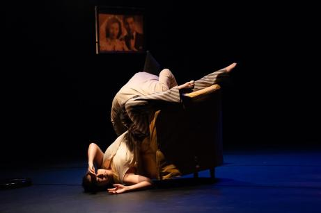 步入劇場:舞蹈劇場《火滅》