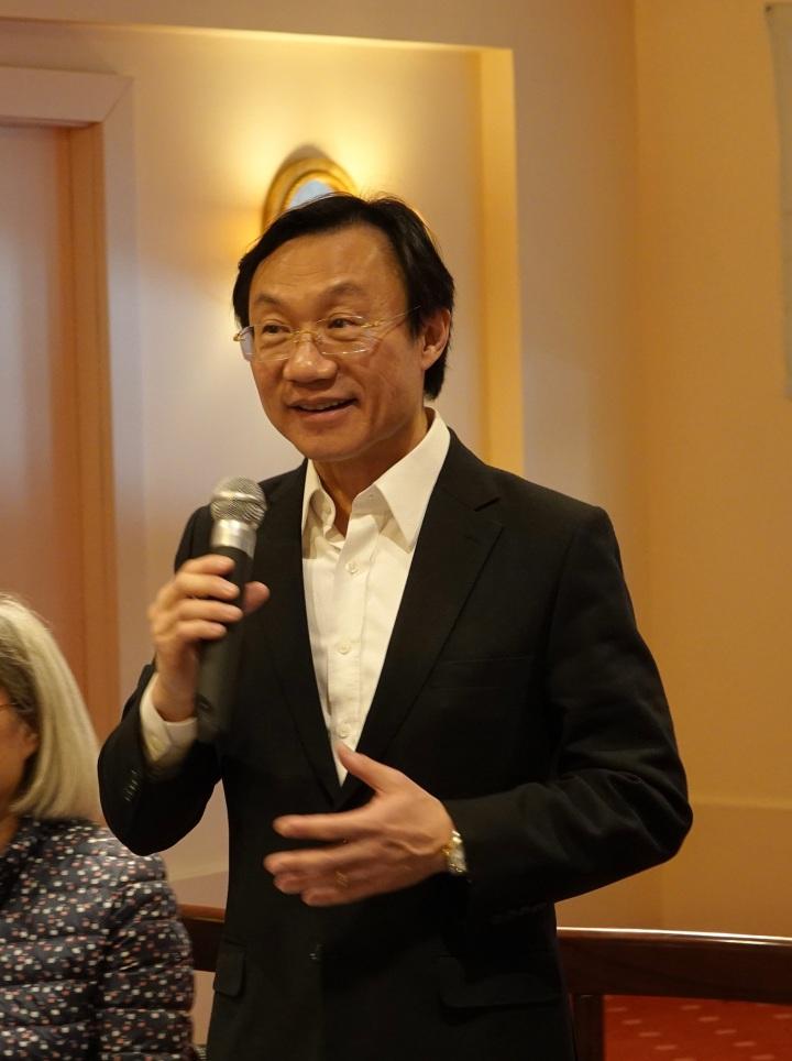 3._譚俊榮司長出席多項在葡舉辦的活動
