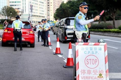加強打擊各類交通違規