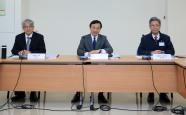 慢性病防制委員會主席、社會文化司譚俊榮司長主持會議
