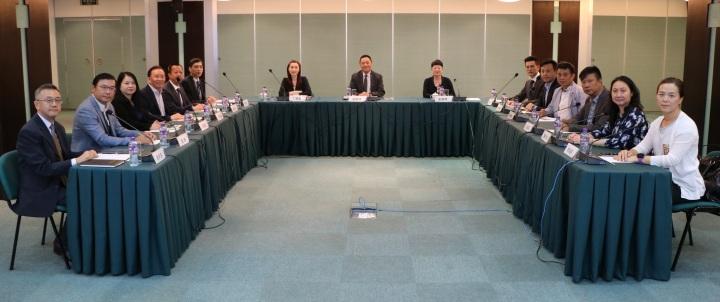 會展業發展委員會舉行2019年第二次平常全體會議