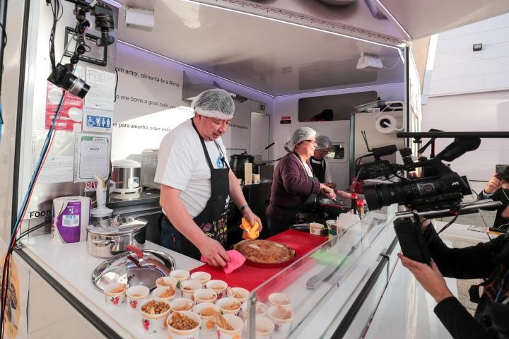 澳門美食車成為旅遊局在BTL的推廣亮點之一