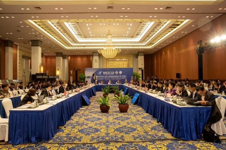 聯合國亞洲及太平洋經濟社會委員會∕世界氣象組織之颱風委員會第51次屆會在廣州召開