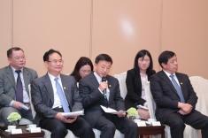 肇慶市副市長唐小兵發言