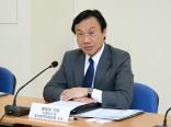 譚俊榮指各項慢病防制工作取得了重大進展