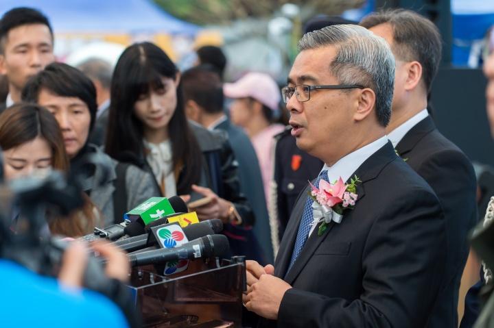黃少澤:下月民防演練歡迎市民報名參與