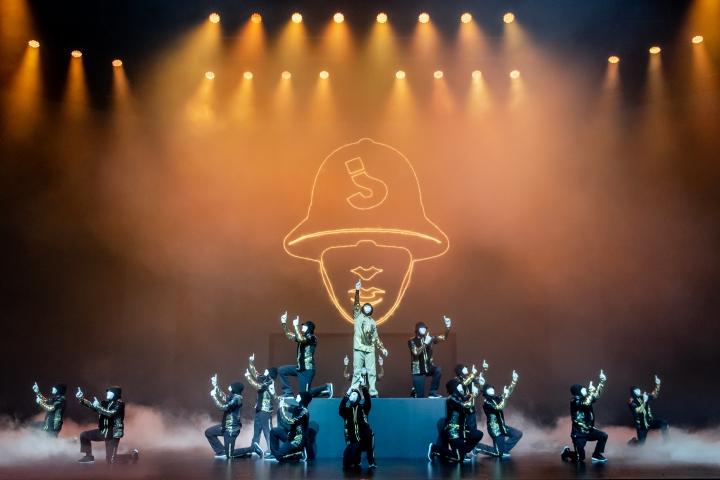 Jabbawockeez 1st Show (14)