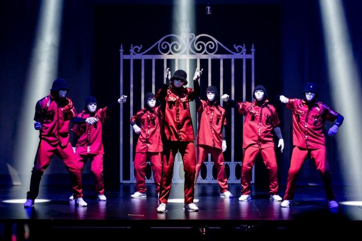 Jabbawockeez 1st Show (5)