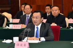 社會文化司司長譚俊榮發言