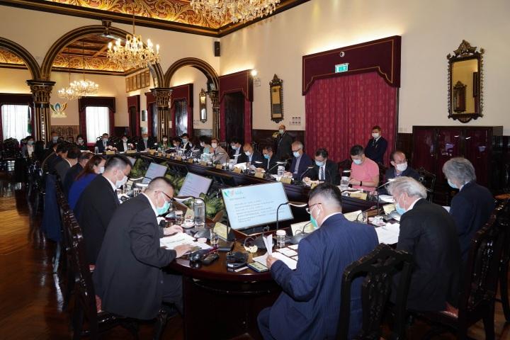168 市政諮詢委員會召開特別大會(1)