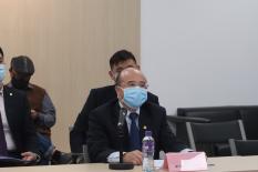 澳門國際銀行吳斯亮副總經理