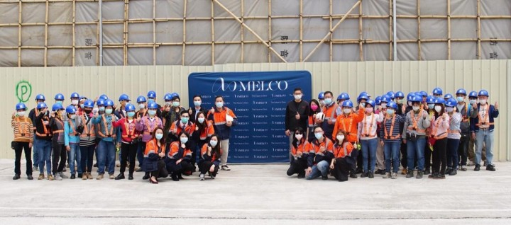 Melco hires 100 local construction workers_20200316_01