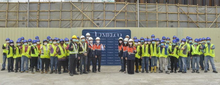 Melco hires 100 local construction workers_20200316_02