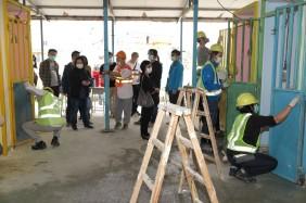 勞工局安排企業參觀學員培訓情況 (2)