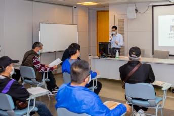 勞工局為有需要的居民舉辦就業講座