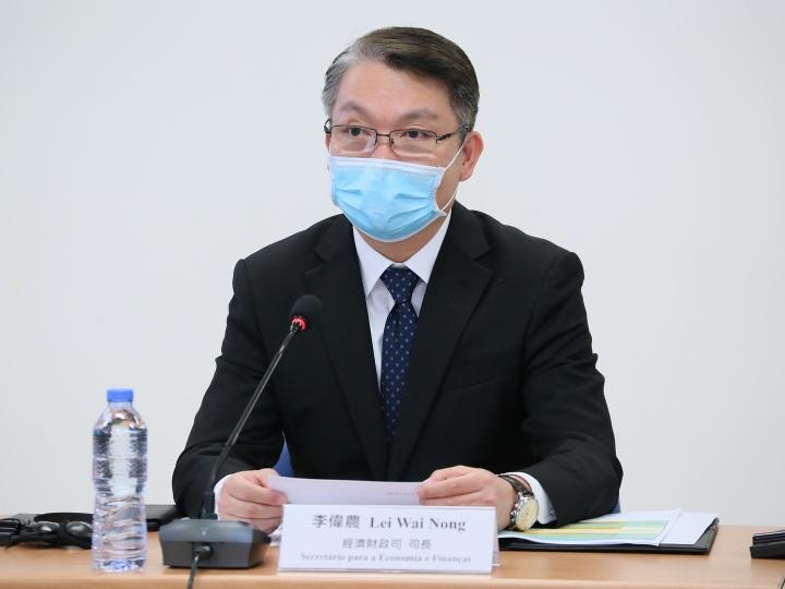 李偉農司長感謝博企、中資機構和大型公共事務企業承擔重要社會責任