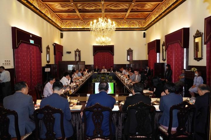 188 市政諮詢委員會召開特別大會
