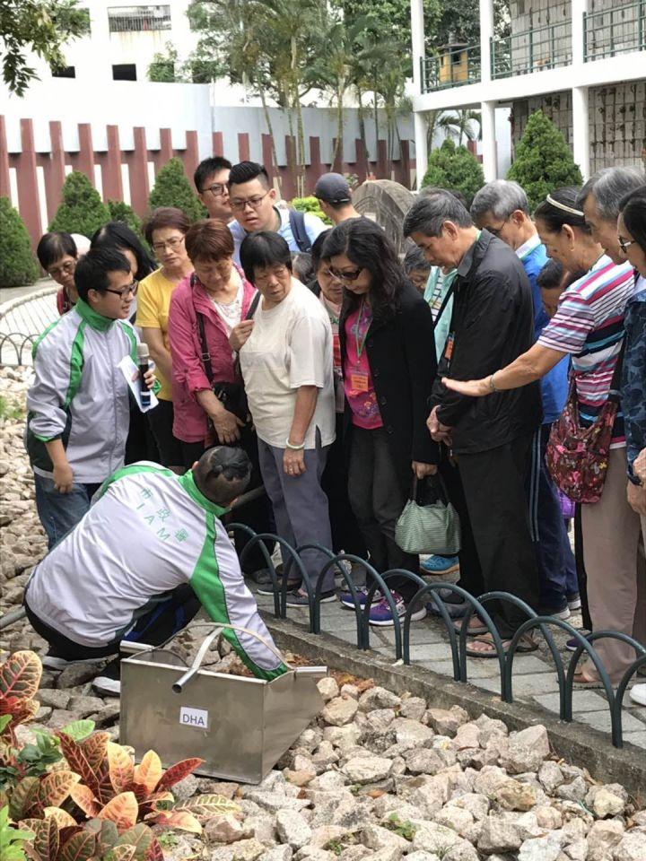 218 市政署舉辦樹葬導賞活動