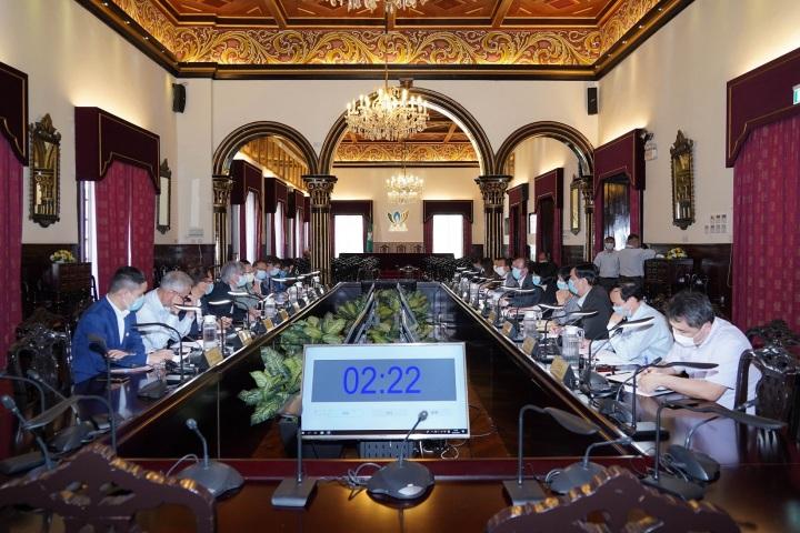 247 市政諮詢委員會食物衛生專題小組舉行會議 (1)