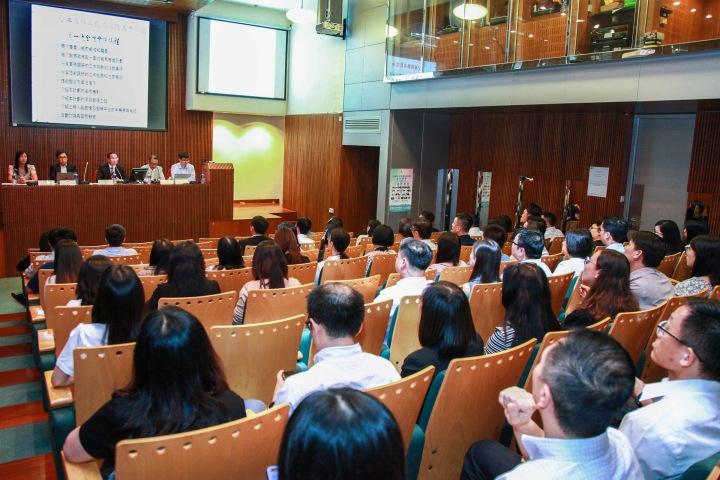 公共服務與數據治理專責小組舉行全體會議