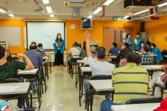 勞工局即時為結業學員舉辦就業配對會 (1)