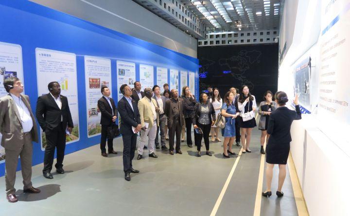 參訪東湖新技術開發區