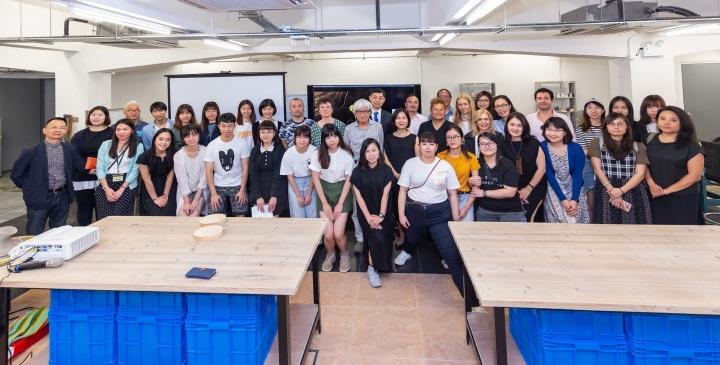 當代陶藝大師走進澳門理工學院與師生分享創作心路