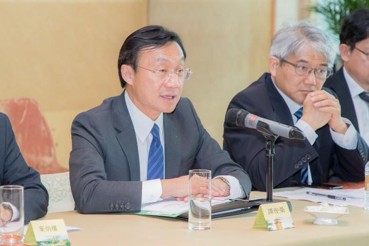 社會文化司司長譚俊榮