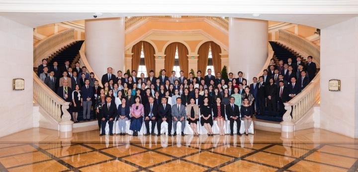 第二十次粵港澳文化合作會議   會議代表合影留念