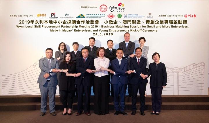 Wynn Local SME Procurement Partnership Meeting 2019