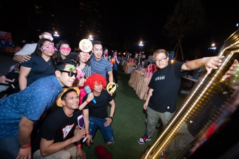 201907Melco Employee Summer Fun Night_GalaGarden