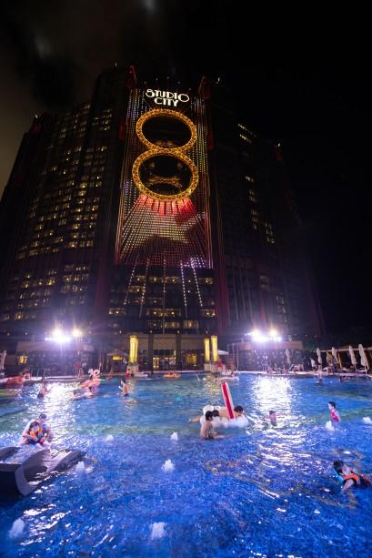 201907Melco Employee Summer Fun Night_Pool2