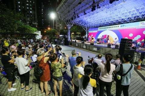 中國與葡語國家傳統歌舞表演