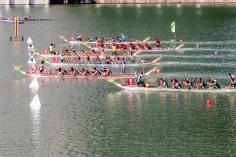 澳門小龍賽公開組200米決賽由太陽城-傳奇奪得